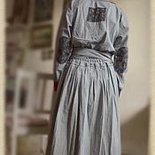 Одежда ручной работы. Ярмарка Мастеров - ручная работа Платье простое. Handmade.