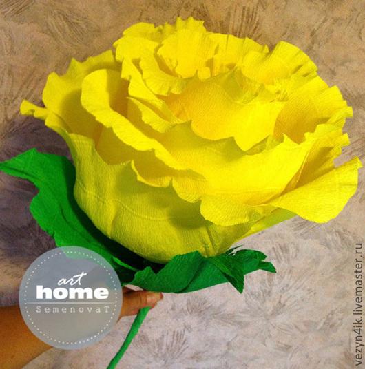 Свадебные розы своими руками из бумаги