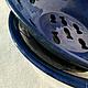 """Тарелки ручной работы. Ярмарка Мастеров - ручная работа. Купить """"Капелька моря."""" Набор из 2-х предметов. Керамика.. Handmade."""