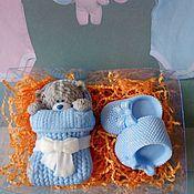 Косметика ручной работы handmade. Livemaster - original item Soap Set With a newborn. Handmade.