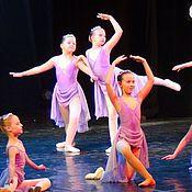 """Работы для детей, ручной работы. Ярмарка Мастеров - ручная работа """"Сиреневое настроение"""". Танцевальные костюмы. Handmade."""