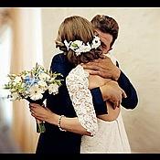 Украшения ручной работы. Ярмарка Мастеров - ручная работа свадeбныe цвeты. Handmade.