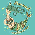 ~Mermaid~creative design - Ярмарка Мастеров - ручная работа, handmade