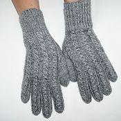 Аксессуары handmade. Livemaster - original item Warm gloves for winter