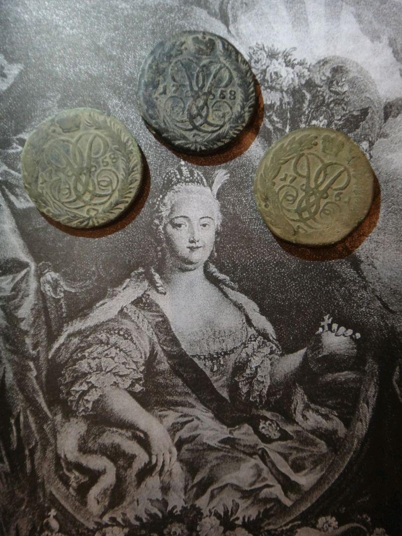 как можно монеты при елизавете петровне фото свежие вакансии эколога
