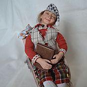 Куклы и игрушки ручной работы. Ярмарка Мастеров - ручная работа Гном Соня. Handmade.