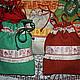 Сумки и аксессуары ручной работы. Ярмарка Мастеров - ручная работа. Купить Льняные сумочки. Handmade. Сумочка, упаковка для подарка