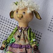 Куклы и игрушки ручной работы. Ярмарка Мастеров - ручная работа Козочка Груня. Handmade.