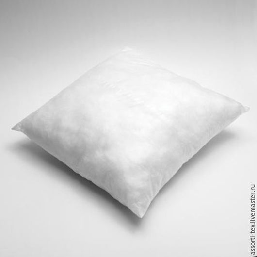 Текстиль, ковры ручной работы. Ярмарка Мастеров - ручная работа. Купить Основа под декоративную подушку 35х35. Handmade. Белый