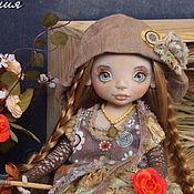 Куклы и игрушки ручной работы. Ярмарка Мастеров - ручная работа Уроки рисования... Конфетка Лучана / Candy Luchana. Handmade.
