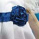 Человечки ручной работы. Ангелина. Виктория Бородина (vikidoll). Ярмарка Мастеров. Белый, роза, ангельский, блондинка, синяя роза, фетр