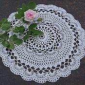 Для дома и интерьера handmade. Livemaster - original item napkin decorative caramel. Handmade.