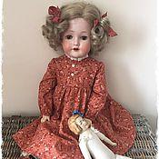 Куклы и игрушки ручной работы. Ярмарка Мастеров - ручная работа Антикварная кукла Bergmann. Handmade.