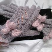 Аксессуары handmade. Livemaster - original item Gloves fishnet Haze. Handmade.