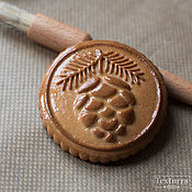 Для дома и интерьера handmade. Livemaster - original item Gingerbread Board
