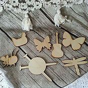 Материалы для творчества ручной работы. Ярмарка Мастеров - ручная работа Летний декор. Handmade.