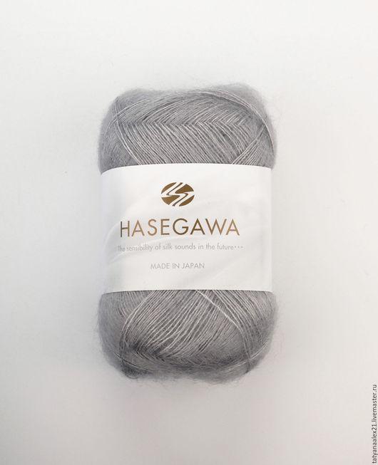 Вязание ручной работы. Ярмарка Мастеров - ручная работа. Купить Пряжа Hasegawa Seika № 17 GRIFFIN. Handmade.
