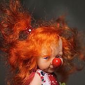 """Куклы и игрушки ручной работы. Ярмарка Мастеров - ручная работа """"Муся"""". Handmade."""