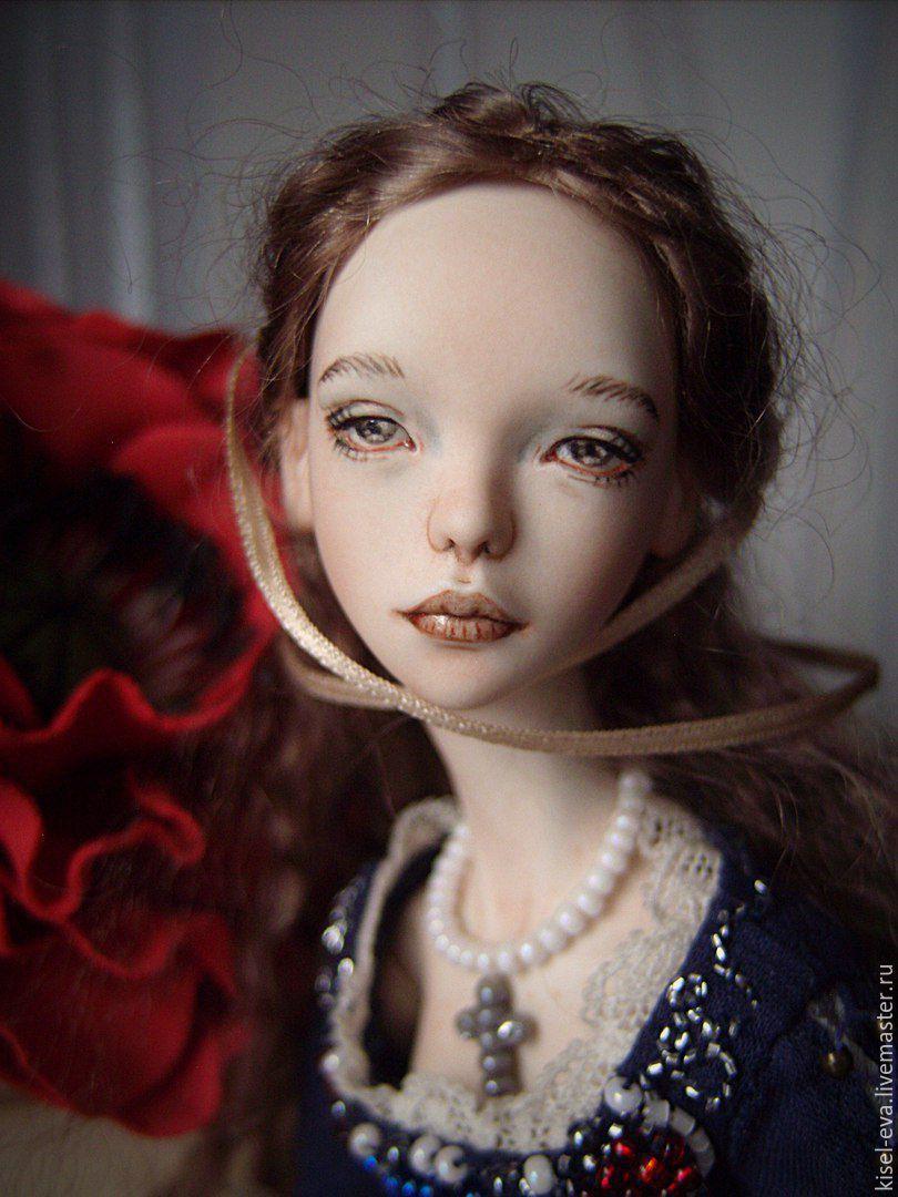 """""""Джульетта"""", фарфоровая шарнирная кукла, Шарнирная кукла, Челябинск,  Фото №1"""
