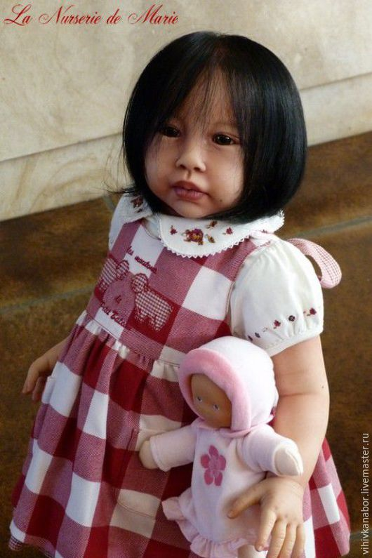 Куклы и игрушки ручной работы. Ярмарка Мастеров - ручная работа. Купить Chenoa от Jannie de Lange. Handmade. Бежевый