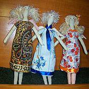 Куклы и игрушки ручной работы. Ярмарка Мастеров - ручная работа Кукла Тильда - ангел, в ассортименте.. Handmade.