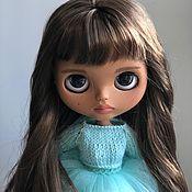 Кастом ручной работы. Ярмарка Мастеров - ручная работа Кукла блайз тбл. Handmade.