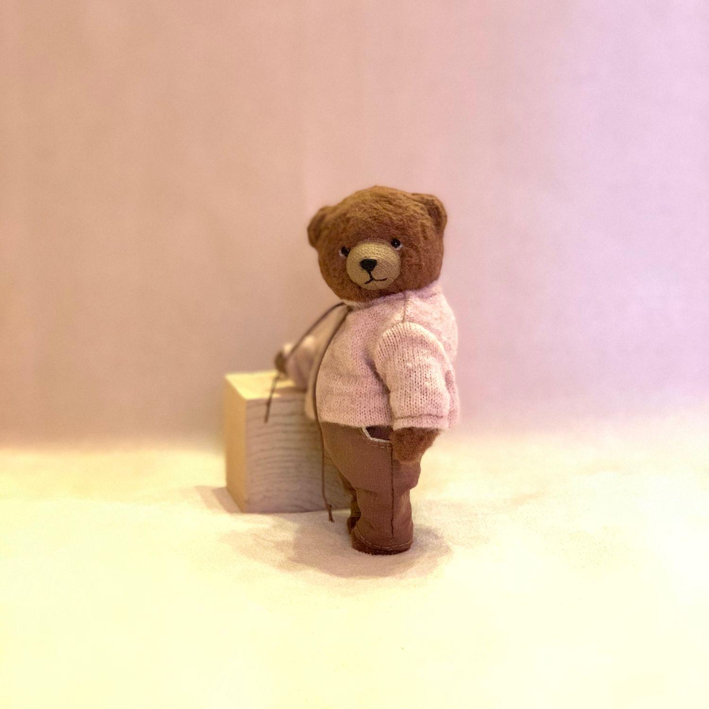 Мишка тедди 11 см, Мишки Тедди, Москва,  Фото №1