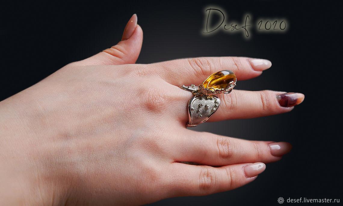 The Ring 'Venus', Rings, Kurgan,  Фото №1