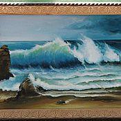 Картины и панно ручной работы. Ярмарка Мастеров - ручная работа Морской бриз. Handmade.