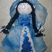 Мягкие игрушки ручной работы. Ярмарка Мастеров - ручная работа Армянская девочка. Handmade.