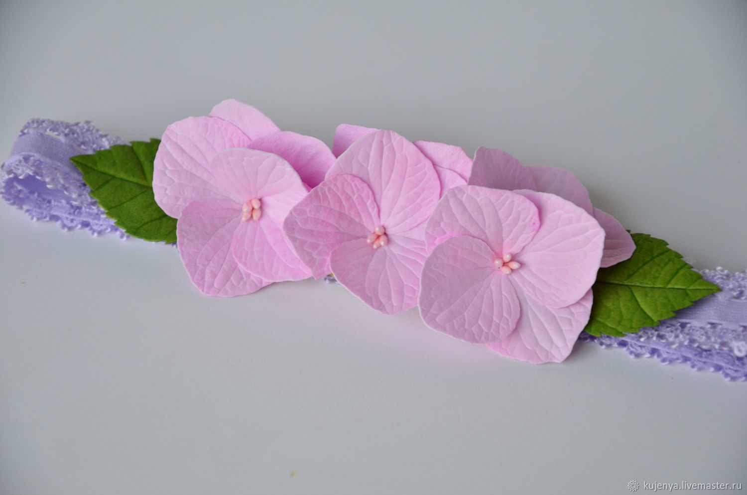 The Meditates Wearing With Flowers For Girls Soft Pink Shop