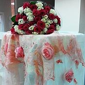 Аксессуары ручной работы. Ярмарка Мастеров - ручная работа Нежное розовое чудо. Handmade.
