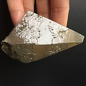 Фен-шуй и эзотерика handmade. Livemaster - original item Scalenohedral calcite with pyrite. Handmade.