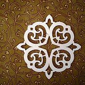 Материалы для творчества ручной работы. Ярмарка Мастеров - ручная работа Кружева, елочные украшения. Handmade.
