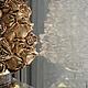 Новый год 2017 ручной работы. Золотая Чудесная!. Ирина Ахилова. Ярмарка Мастеров. Елка ручной работы, интересный подарок, рождество