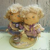 Куклы и игрушки ручной работы. Ярмарка Мастеров - ручная работа Ангелы в песочнице.... Handmade.