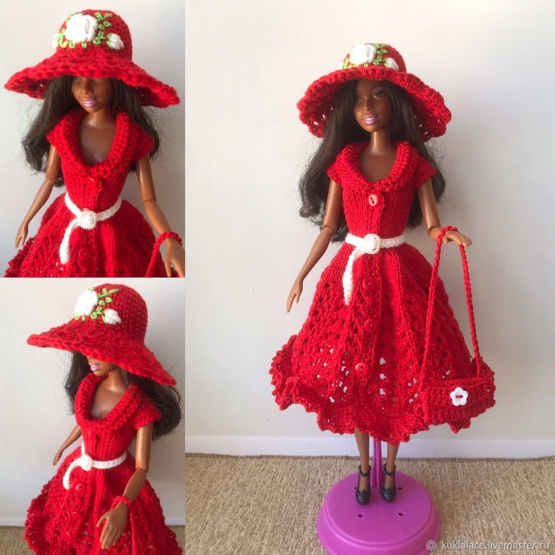Одежда для кукол Барби №10, Одежда для кукол, Покров,  Фото №1