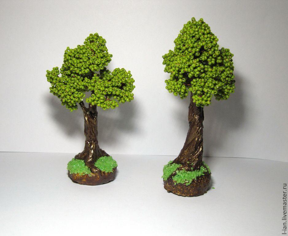 Мини-деревья своими руками 28