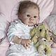 Baby Dolls & Reborn Toys handmade. Order Reborn doll Jill. Daughter and son. Livemaster. Interior doll