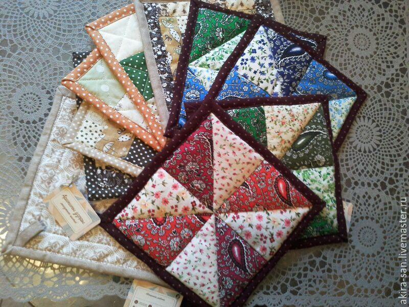 Подарок 8 марта лоскутное шитье