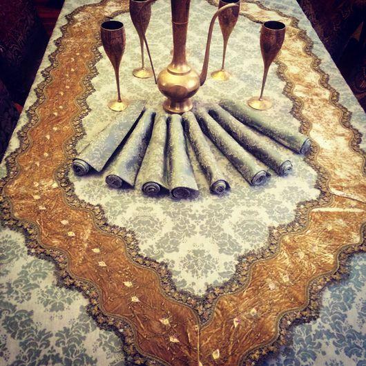 Текстиль, ковры ручной работы. Ярмарка Мастеров - ручная работа. Купить Дорожка ,, Винтаж''. Handmade. Купить подарок, текстиль