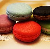 """Мыло ручной работы. Ярмарка Мастеров - ручная работа Мыло пирожное """"Macaron"""" 3d. Handmade."""
