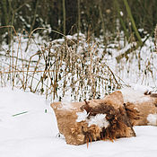 Для дома и интерьера ручной работы. Ярмарка Мастеров - ручная работа Подушки из альпаки. Handmade.
