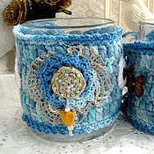 Посуда handmade. Livemaster - original item Warmer for a Cup
