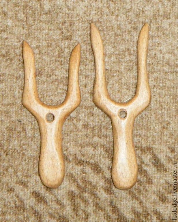 Вилка для плетения браслетов