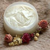 Косметика ручной работы handmade. Livemaster - original item Moisturizing cream for hands and heels