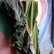 Одежда ручной работы. Ярмарка Мастеров - ручная работа бохо-кофта НАШИ В ГОРОДЕ. Handmade.
