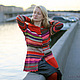 Cardigans handmade. The summer evening is cool. Lena Statkevich. My Livemaster.Summer 2014, cotton viscose