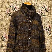 """Одежда ручной работы. Ярмарка Мастеров - ручная работа Пальто вязаное """"Кокон"""". Handmade."""