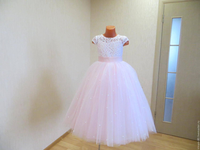 d9677ed0b0b9541 Одежда для девочек, ручной работы. Ярмарка Мастеров - ручная работа. Купить  Нарядное детское ...